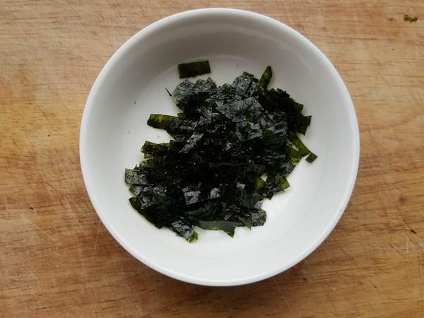 海苔芝士脆(饺子皮版)的家常做法