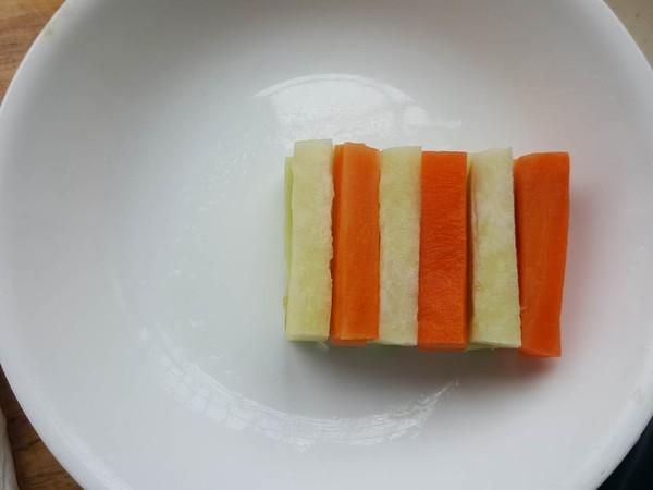 果蔬拼盘怎么炒
