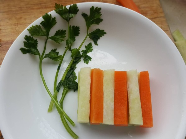 果蔬拼盘怎么煮