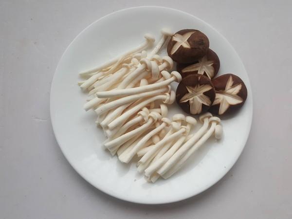 低脂奶香菌菇汤的家常做法