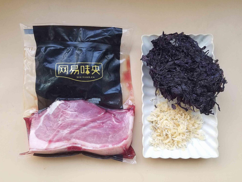 紫菜虾皮肉丸子汤的做法大全