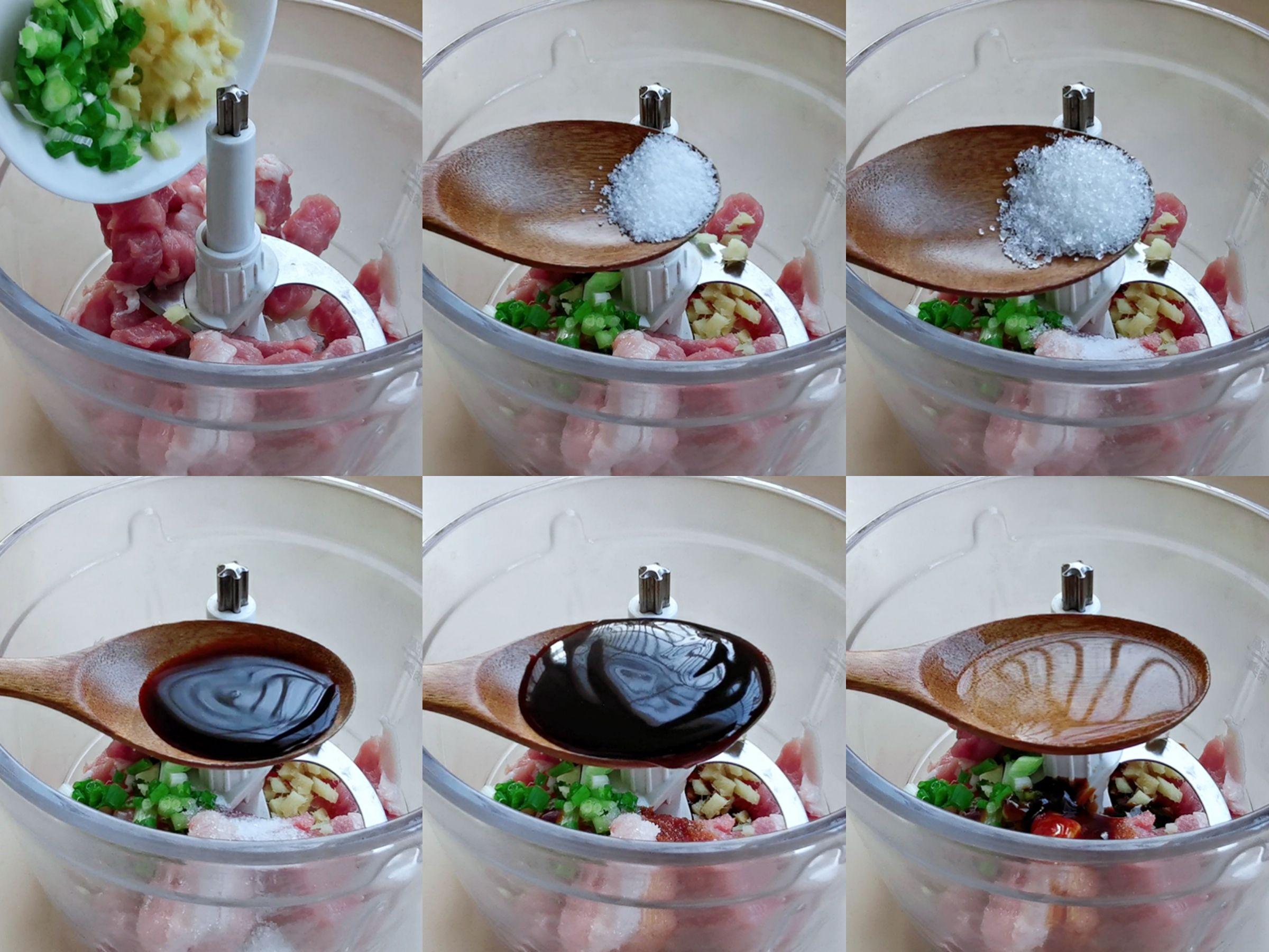 紫菜虾皮肉丸子汤的家常做法