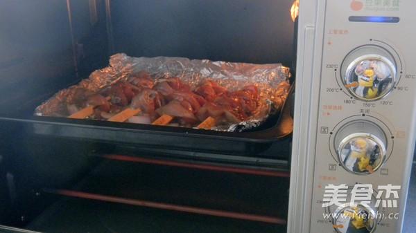 鸡肉烤串怎么做