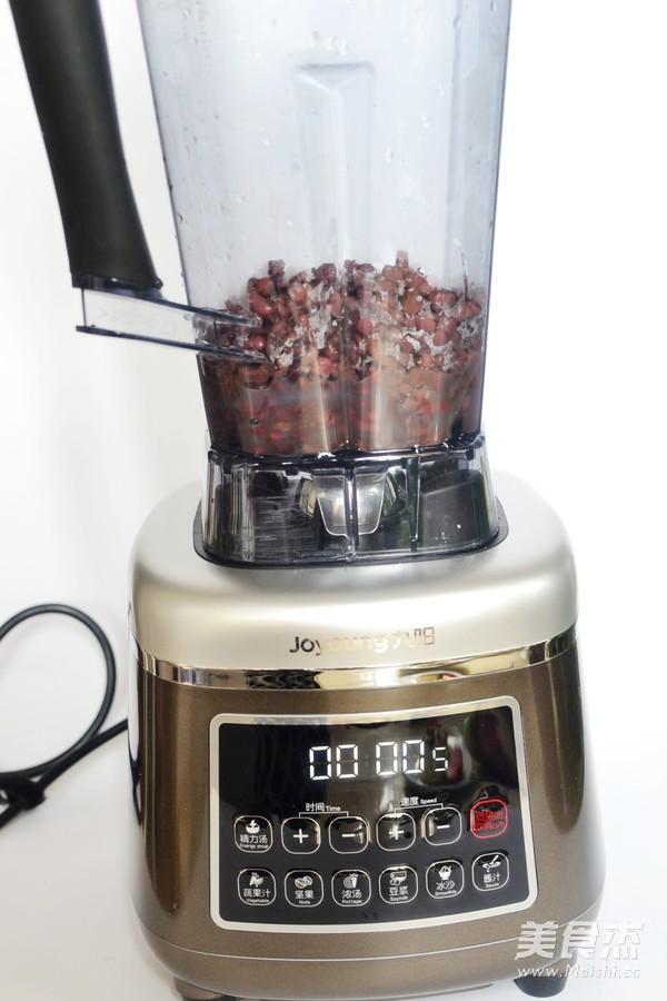 红豆薏米糊的家常做法