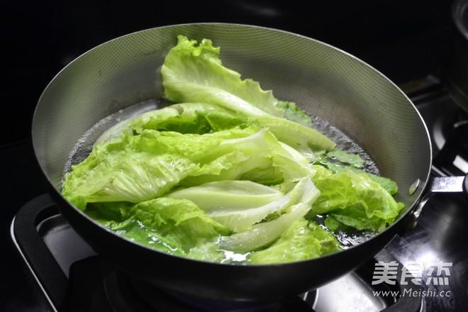 油淋生菜怎么煮