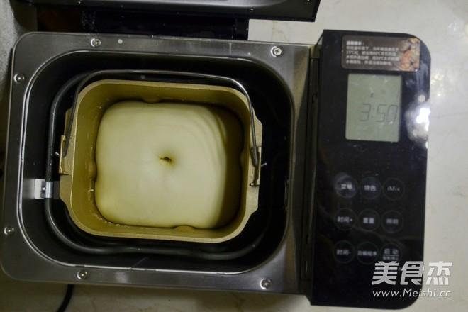 肉松香葱小餐包的家常做法