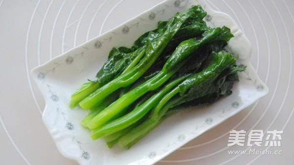 蚝油芥蓝怎么吃