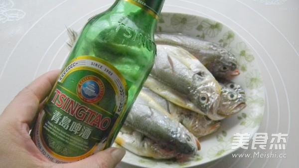 香酥小黄鱼的做法图解