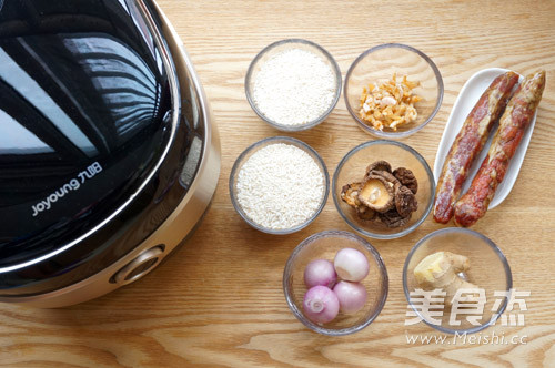 腊肠糯米饭的做法大全