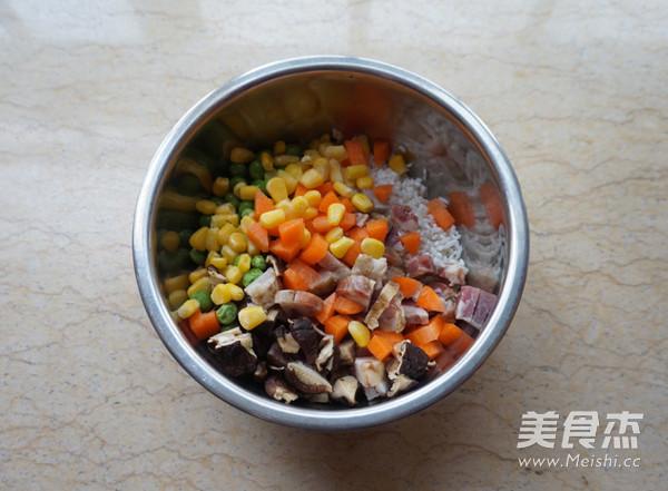 竹筒饭怎么吃