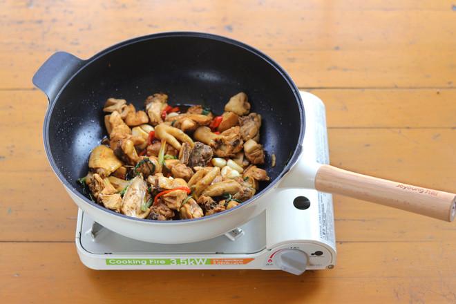 台式三杯鸡怎么做