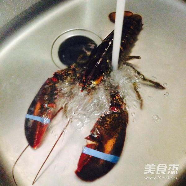 黄油龙虾的做法大全