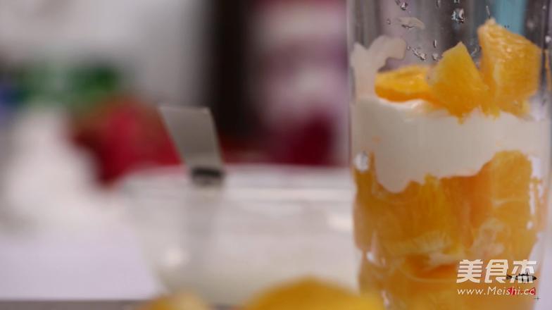 每个人的心中都有一杯水果酸奶杯怎么炖