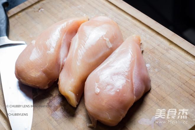 丝滑无渣的鸡胸(低温)的做法大全
