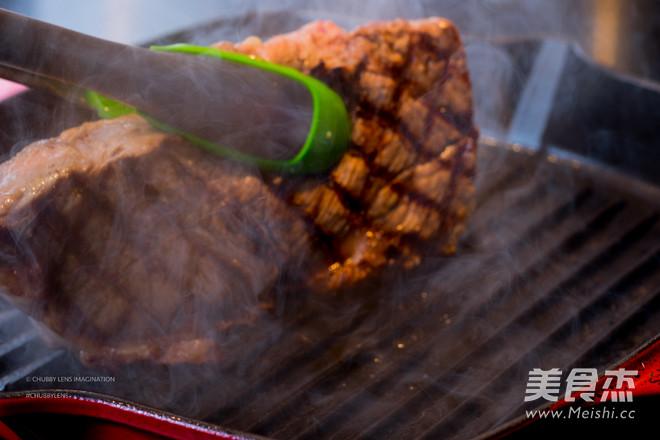 牛排第一定律-烤箱法的步骤