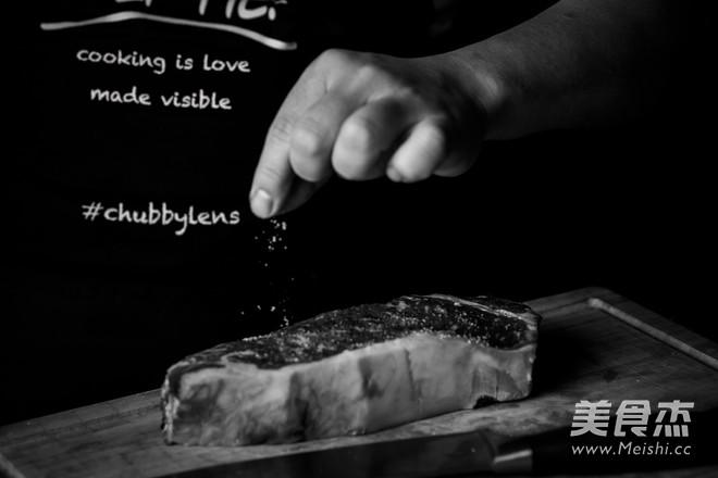 牛排第二定律-低温煮成品图