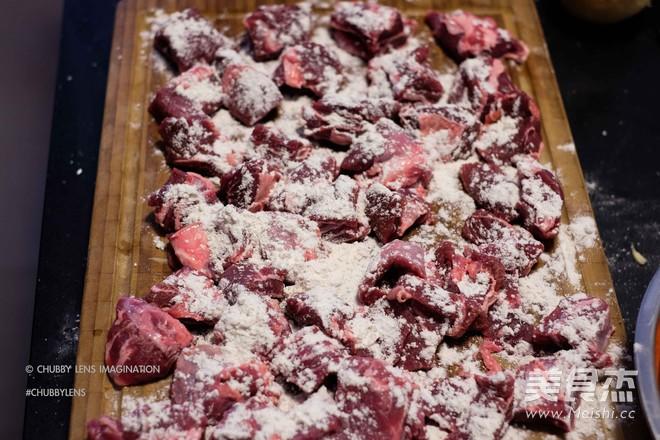 法式红酒烩牛肉的简单做法