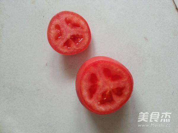 茶香虾仁番茄盅的简单做法