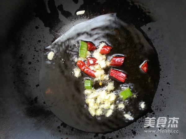 素炒小白菜的简单做法