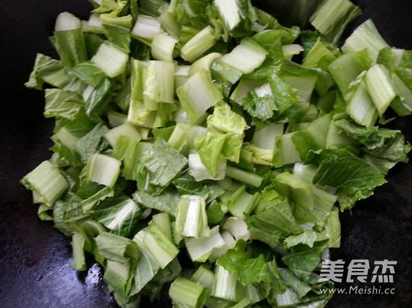 素炒小白菜怎么做