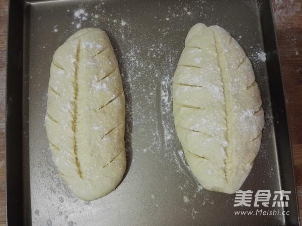 玉米面面包怎样煸