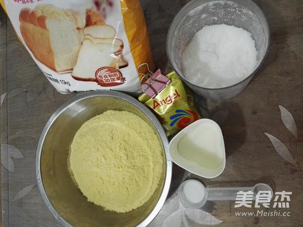 玉米面面包的做法大全