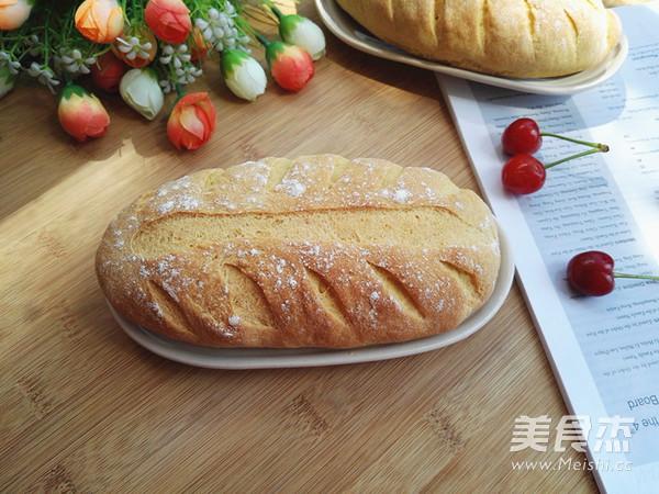 玉米面面包怎样炒