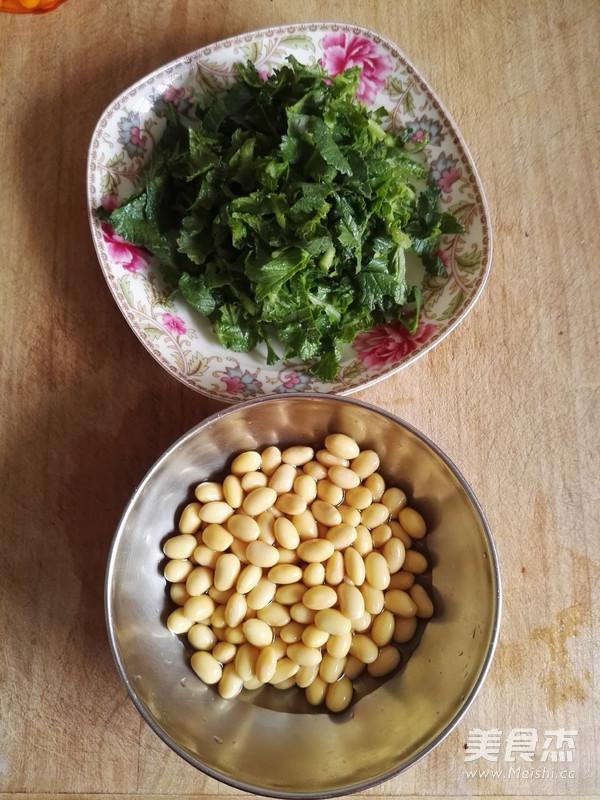 豆浆萝卜叶汤的做法大全
