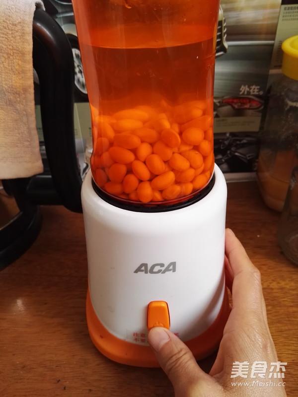 豆浆萝卜叶汤的家常做法