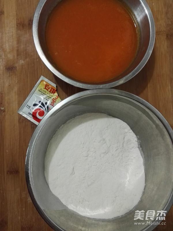胡萝卜发面饼怎么做
