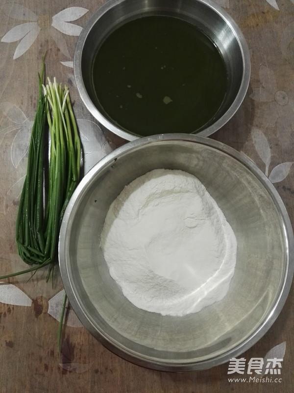 芹菜葱花薄饼怎么做