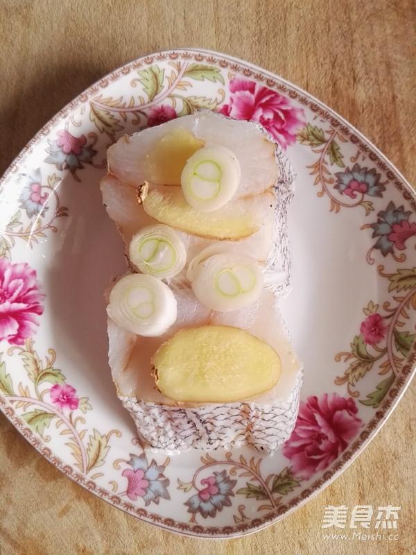 年年有余清蒸鳕鱼的家常做法