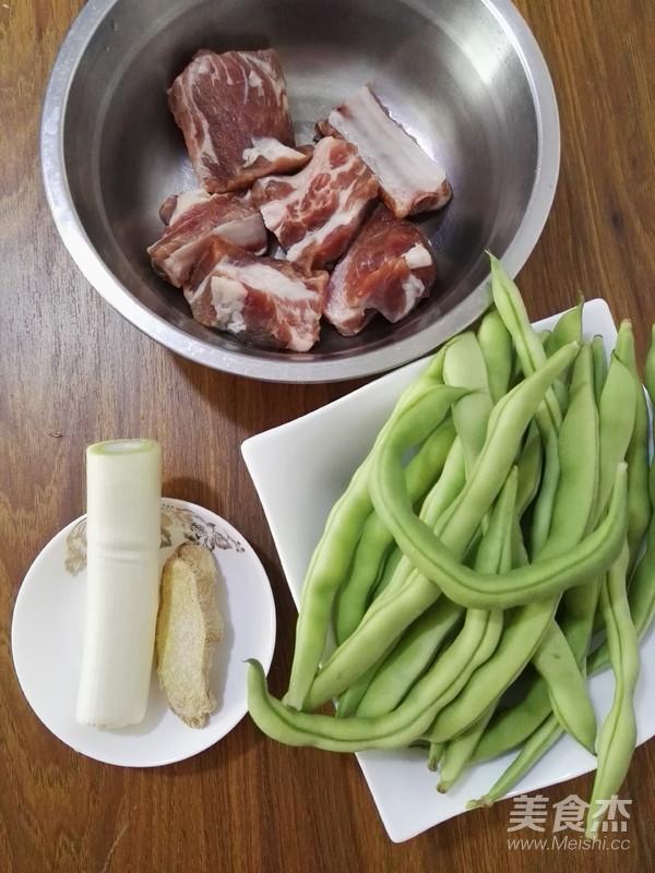 芸豆炖排骨的做法大全