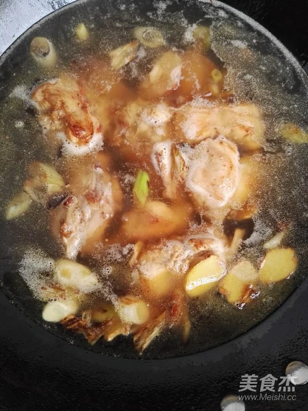 土豆炖兔肉怎么炒