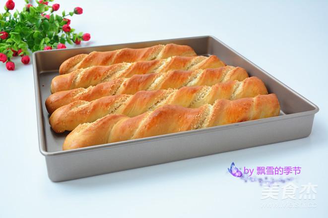 椰蓉面包棒的制作大全