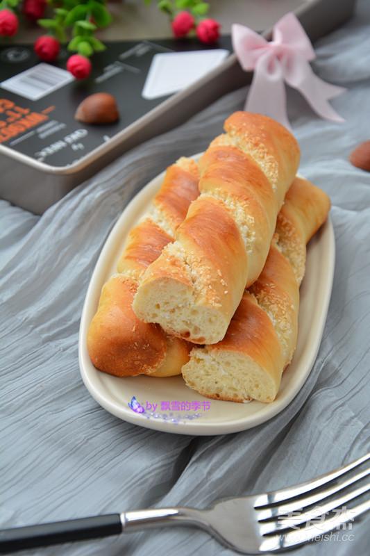 椰蓉面包棒的做法大全
