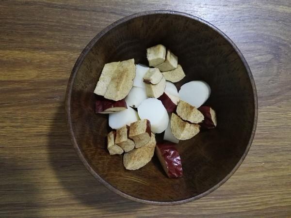 四豆杂粮米糊的简单做法