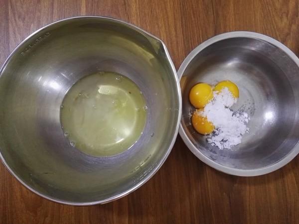 海绵小蛋糕的家常做法