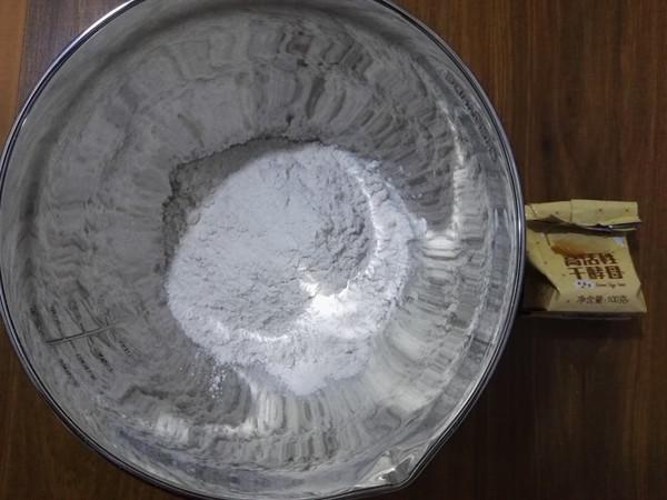 褐麦麻花辫面包的做法大全