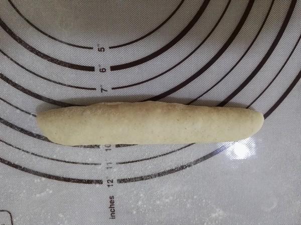 褐麦麻花辫面包怎样煸