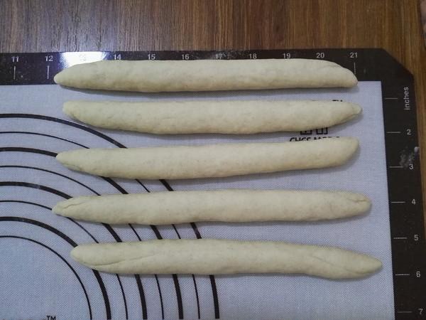 褐麦麻花辫面包怎样炒