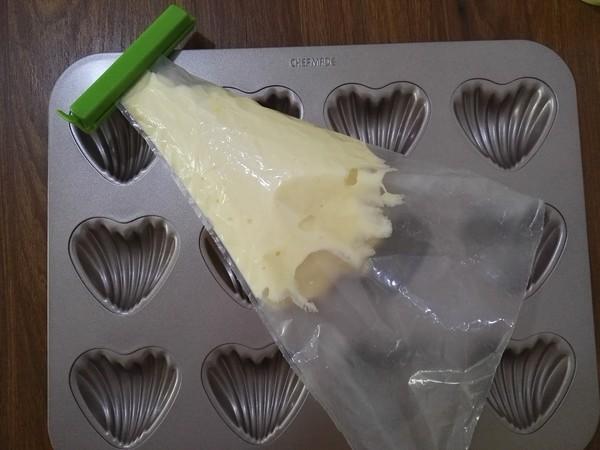 爱心豆沙小蛋糕怎样做