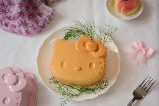 凯蒂猫蛋糕怎样炒