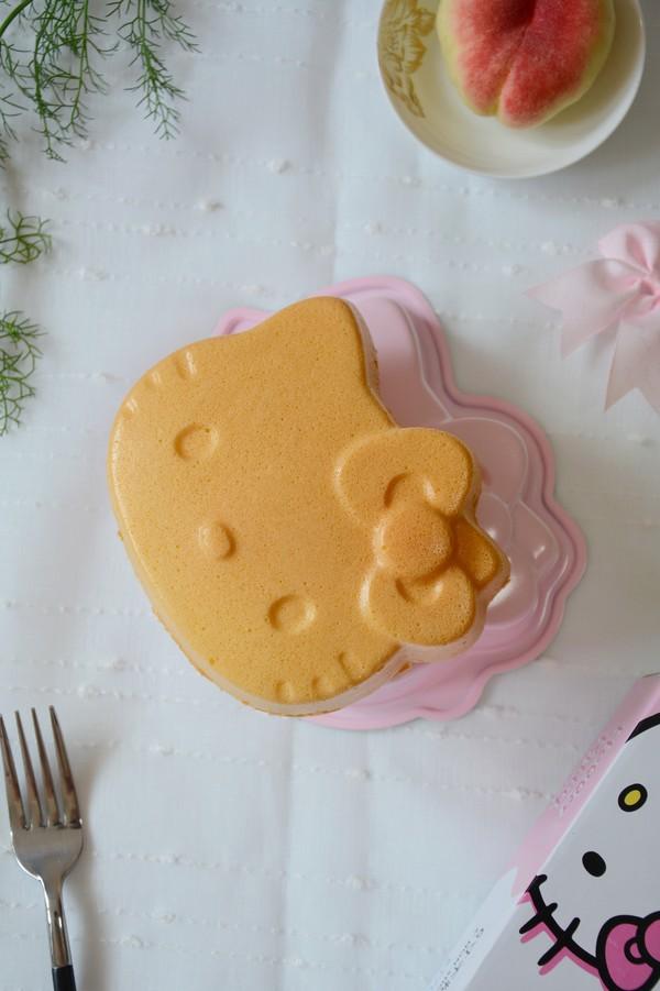 凯蒂猫蛋糕怎样煮