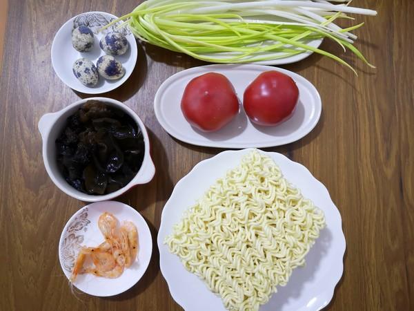 西红柿蒜黄酱拌面#中卓牛骨汤面#的做法大全