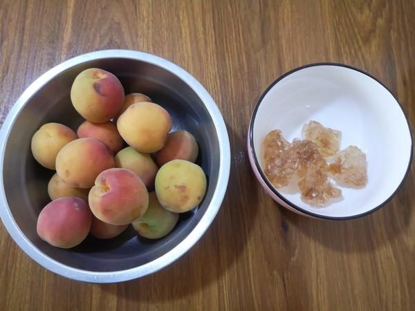 冰糖杏的做法大全