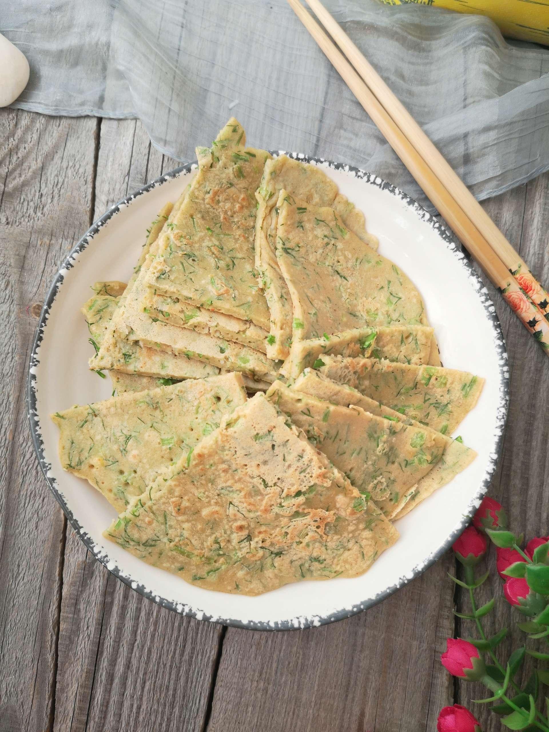 茴香荞麦面小饼怎么煮