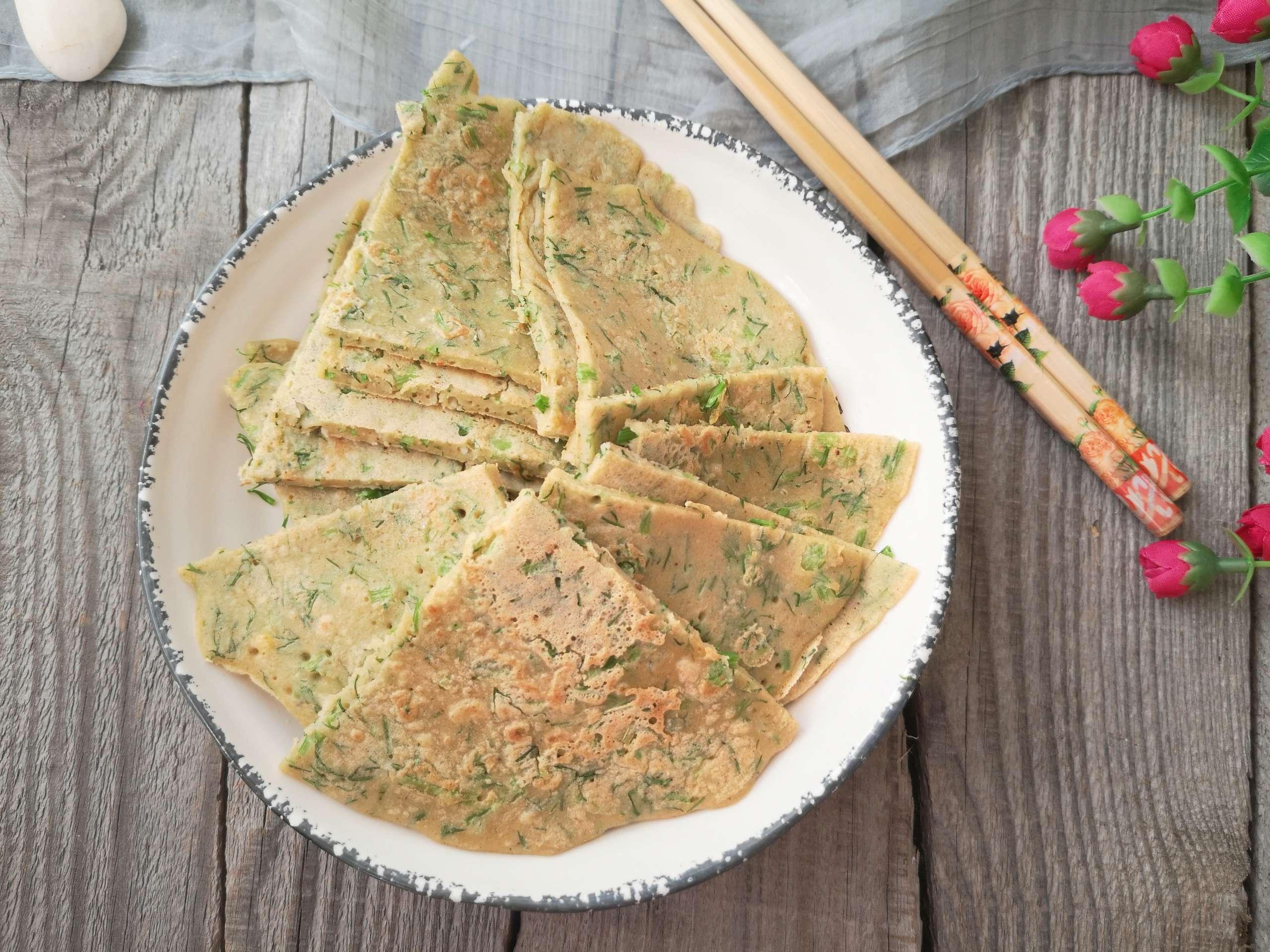 茴香荞麦面小饼怎么炖
