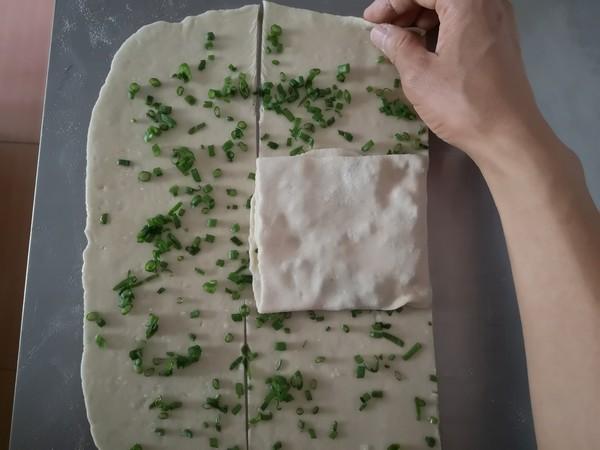莜麦葱花发面饼怎么煮