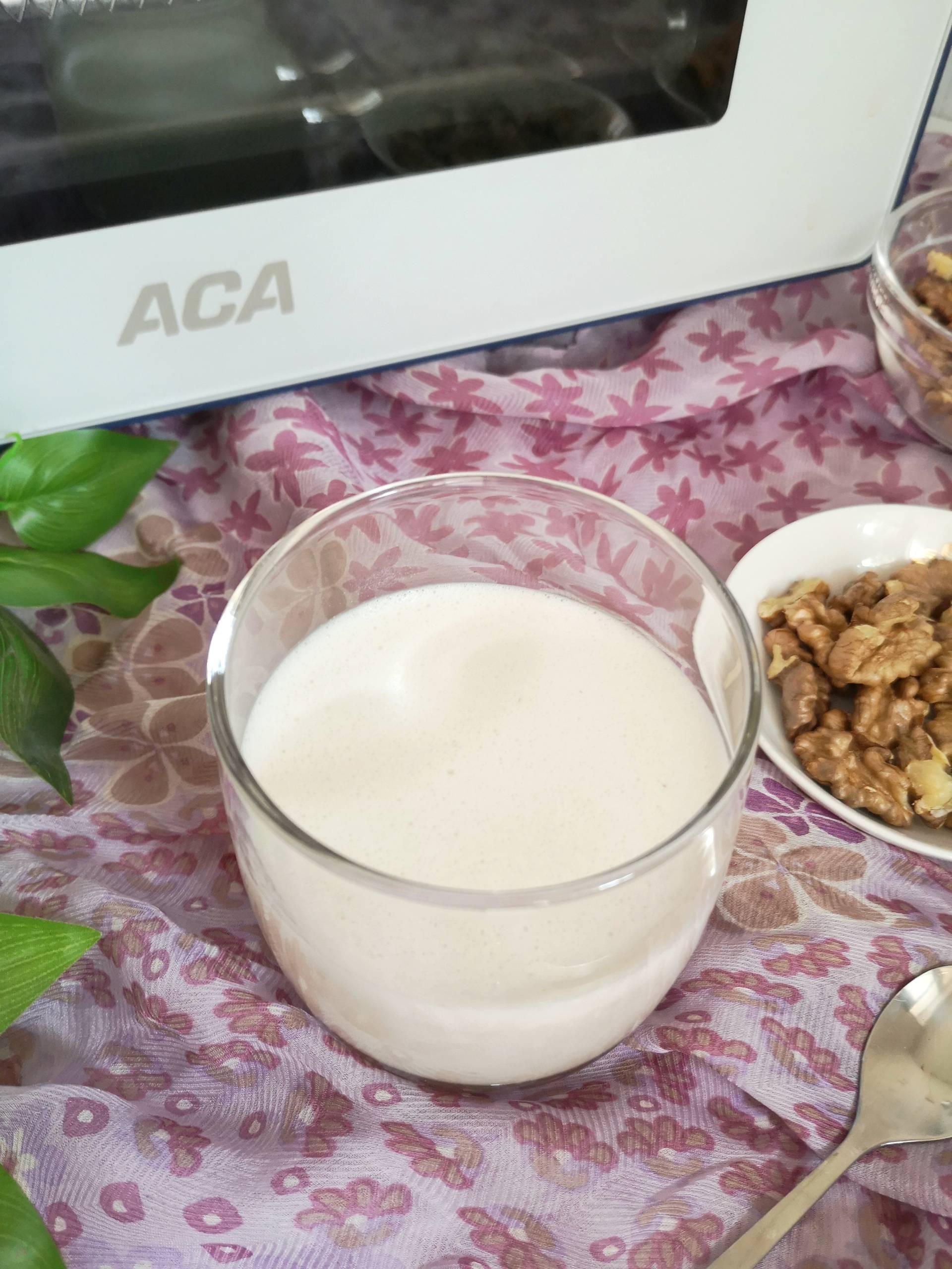 牛奶核桃露怎么炒